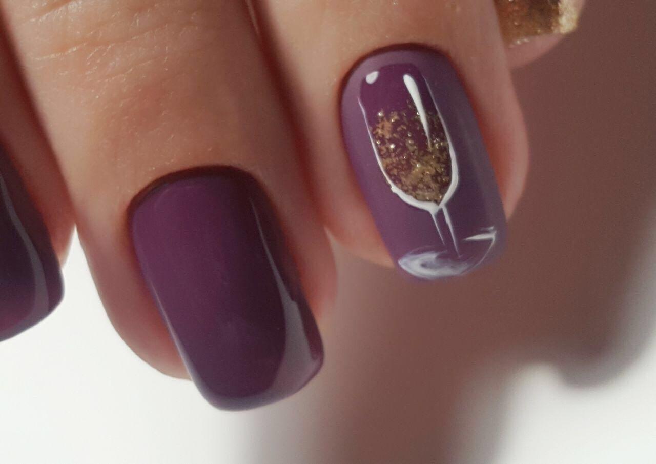 """Красивый дизайн ногтей в салонах """"Маки"""""""