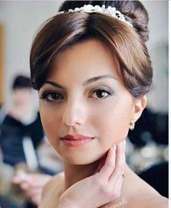 """Свадебный макияж в салоне красоты """"Маки"""""""