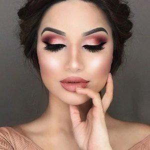"""Арабский макияж в сети салонов """"Маки"""""""