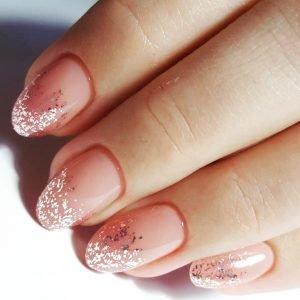 """Изысканый дизайн ногтей в салоне """"маки"""""""
