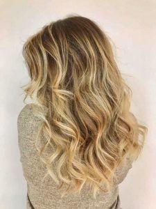 Распущенные волосы тренд 2018