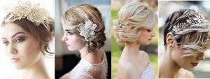 Прическа и макияж на свадьбу