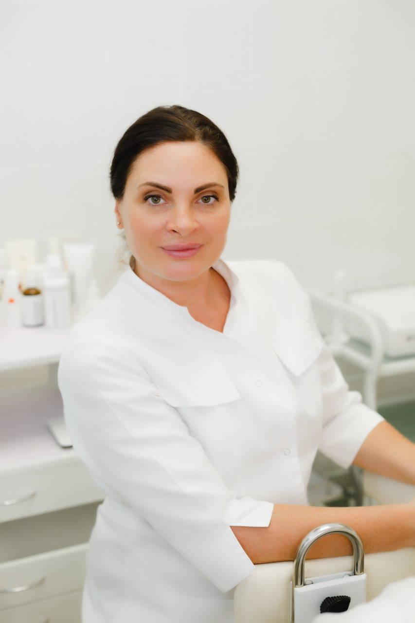 Елена Говорова косметолог-эстетист