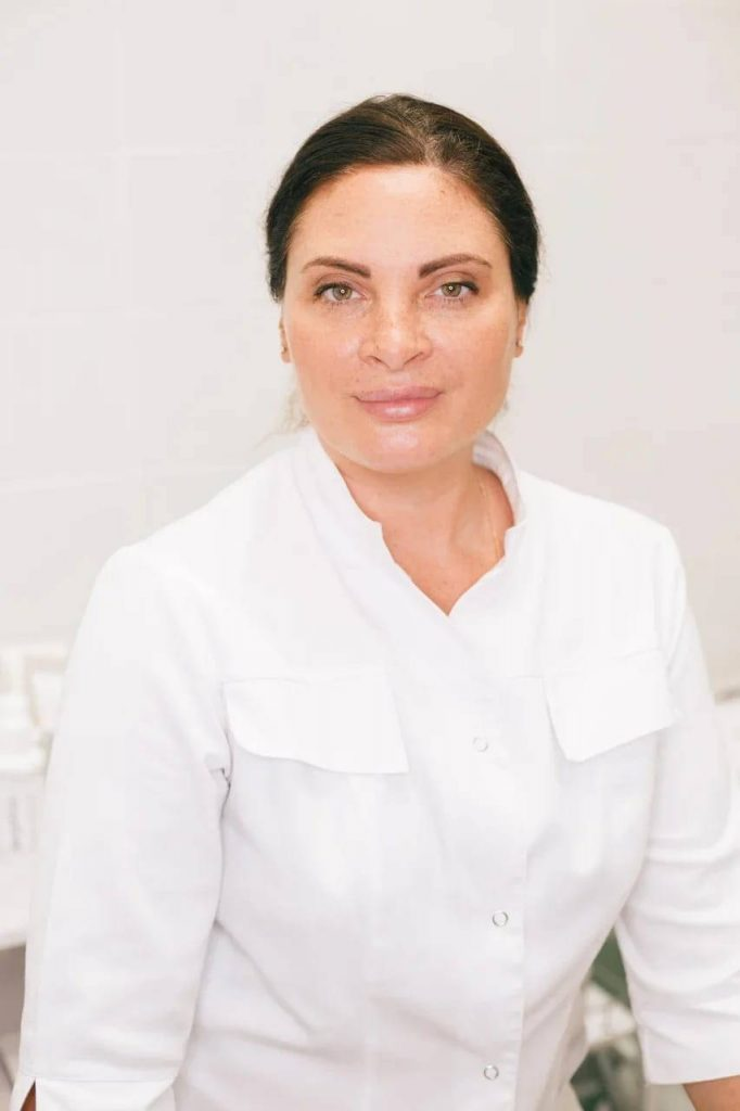Говорова Елена - косметолог-эстетист