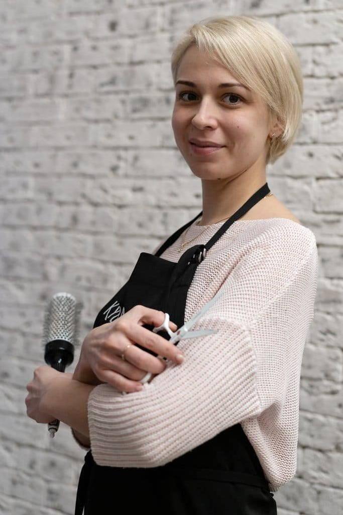 Шостак Екатерина - стилист