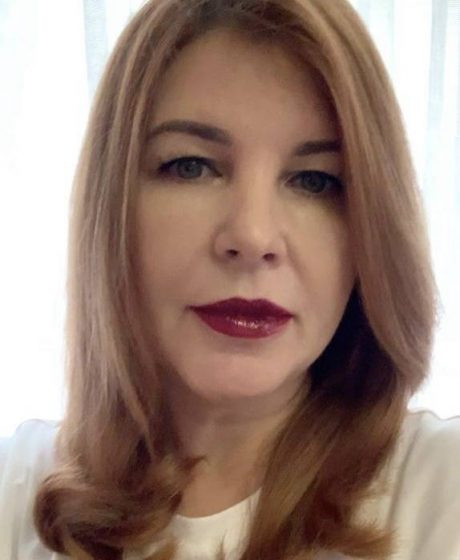 Середа Алена косметолог